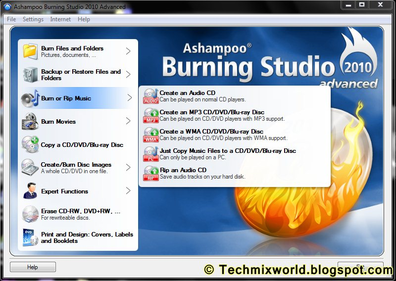 download ashampoo burning studio 2016 free full version