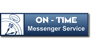 On-Time Messenger Services