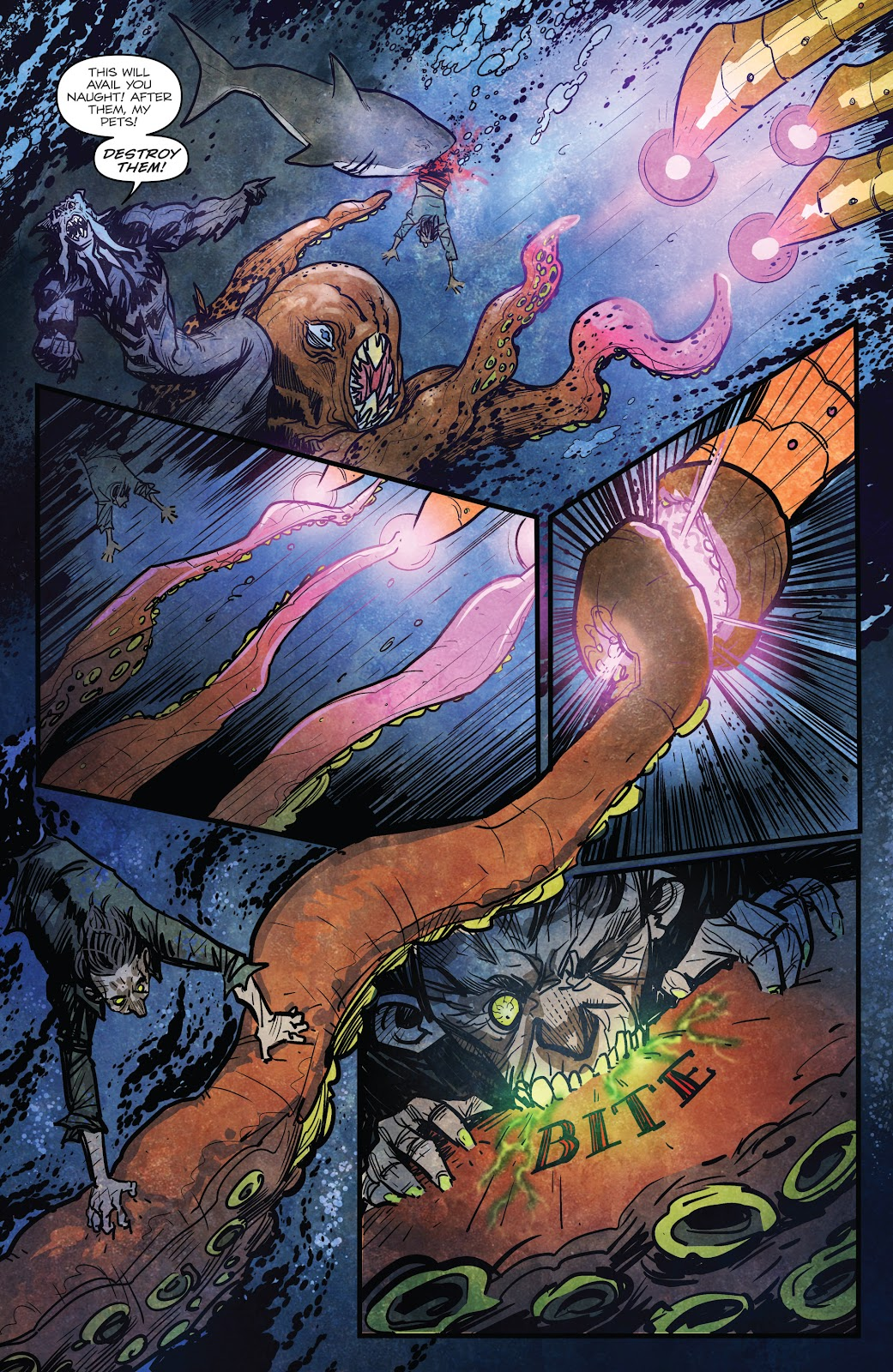 Zombies vs Robots (2015) Issue #5 Page 7