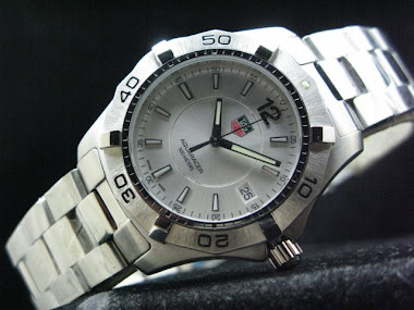 TAG HEUER LADIES AQUARACER Replica Watch Movement: Quartz Battery Size:39x10mm