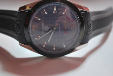 TAG HEUER CALIBRE 1 MECHANICAL WATCH