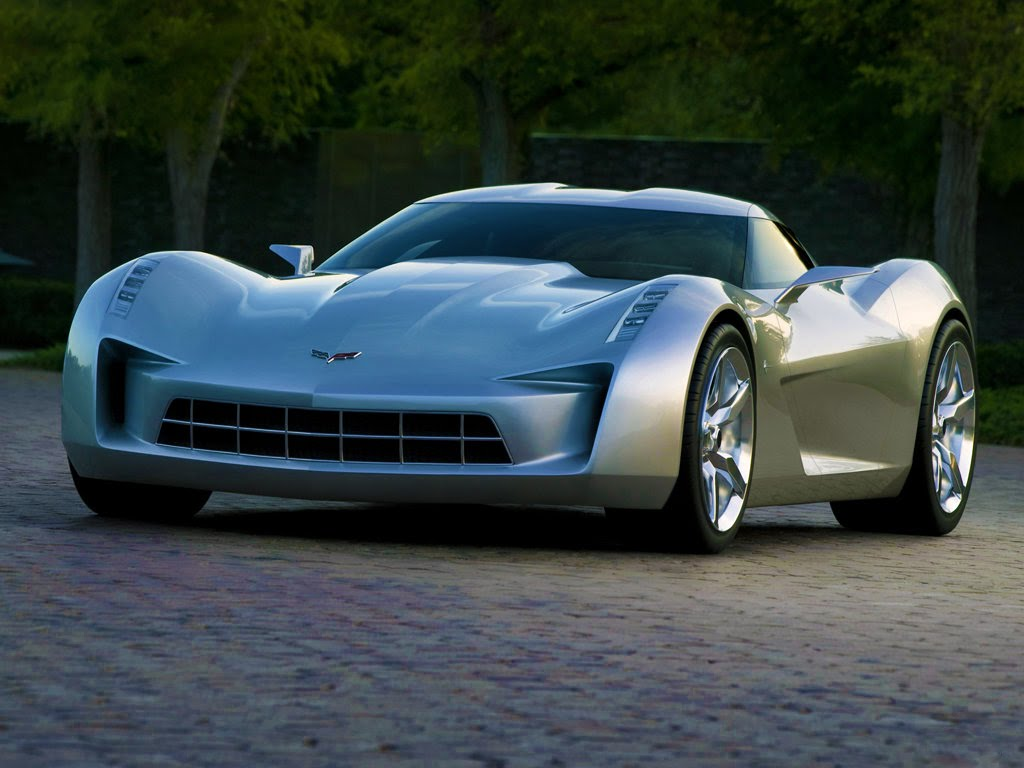 chevy corvette concept