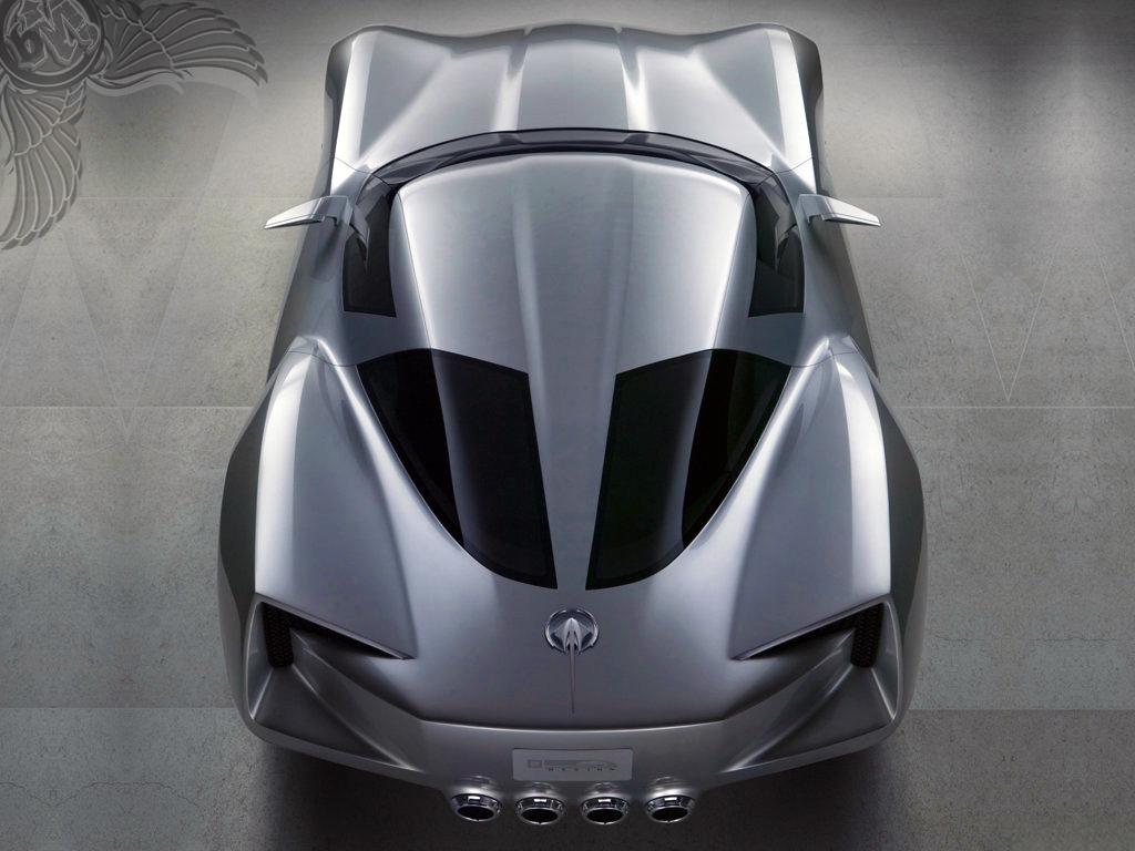 chevrolet corvette concept - pic 2