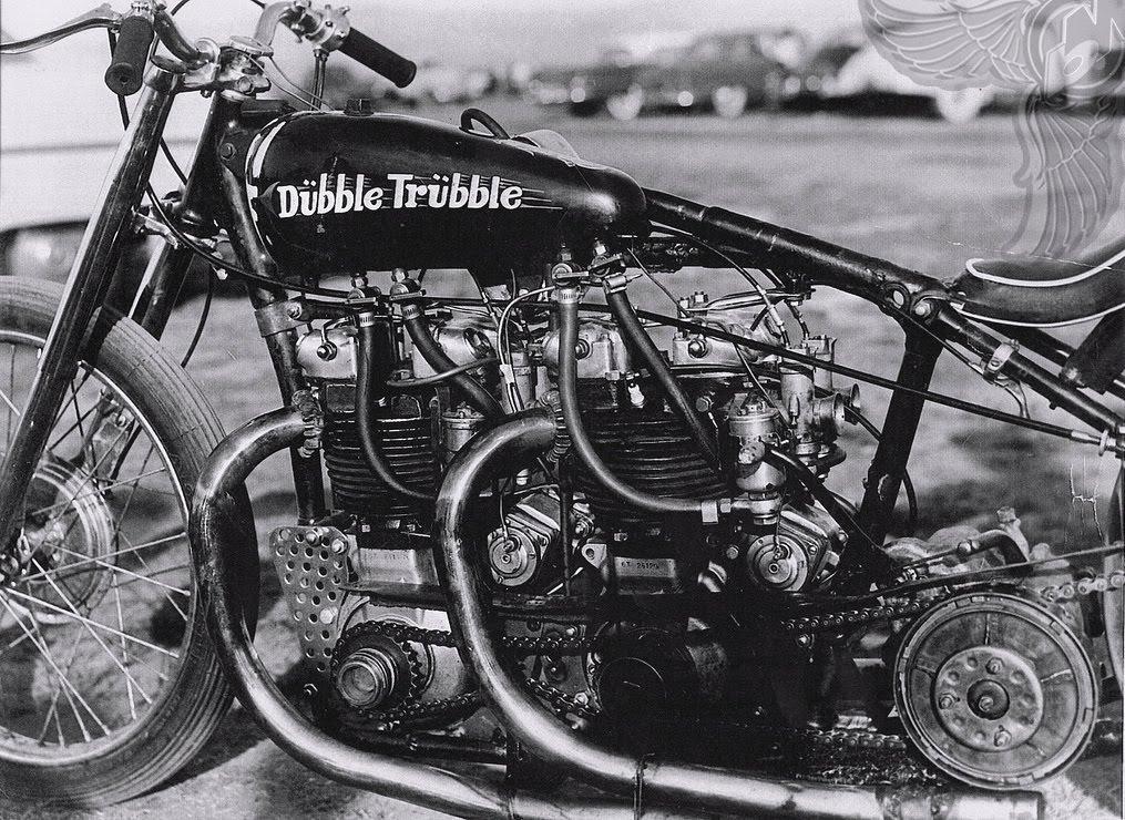 dubble trubble closeup