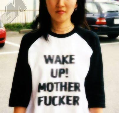 wake up mother fucker