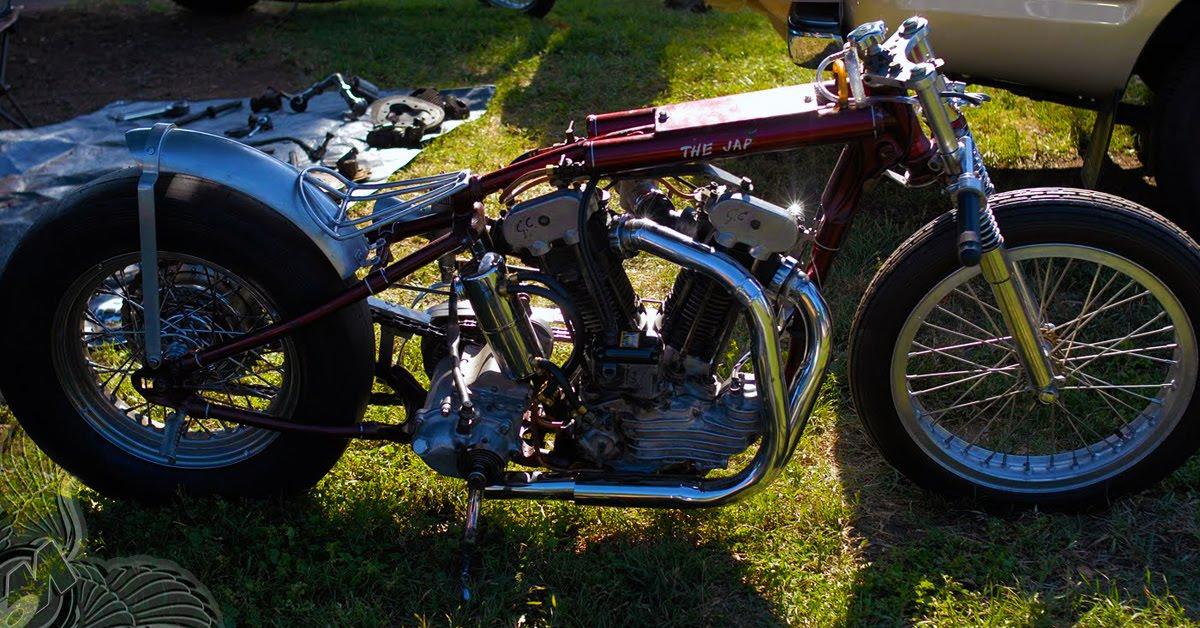 j.a. prestwich drag bike