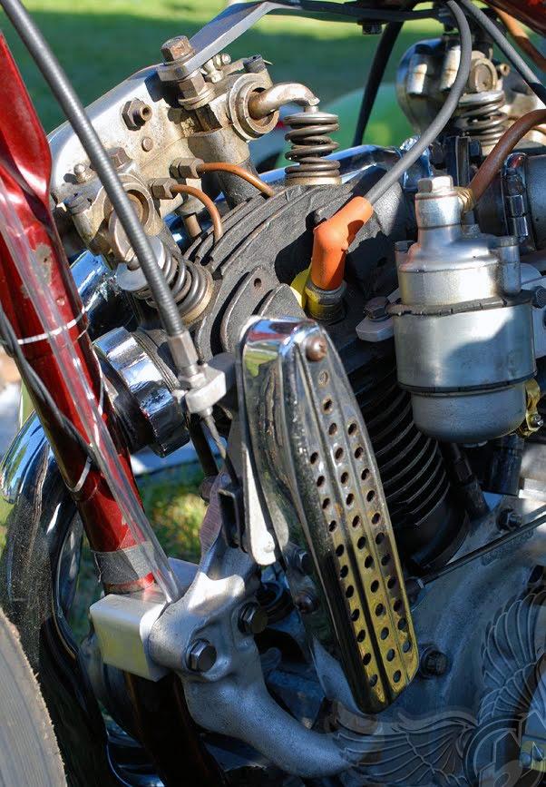 j.a. prestwich drag bike heads
