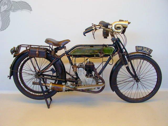 1915 new imperial light tourist 293cc ***