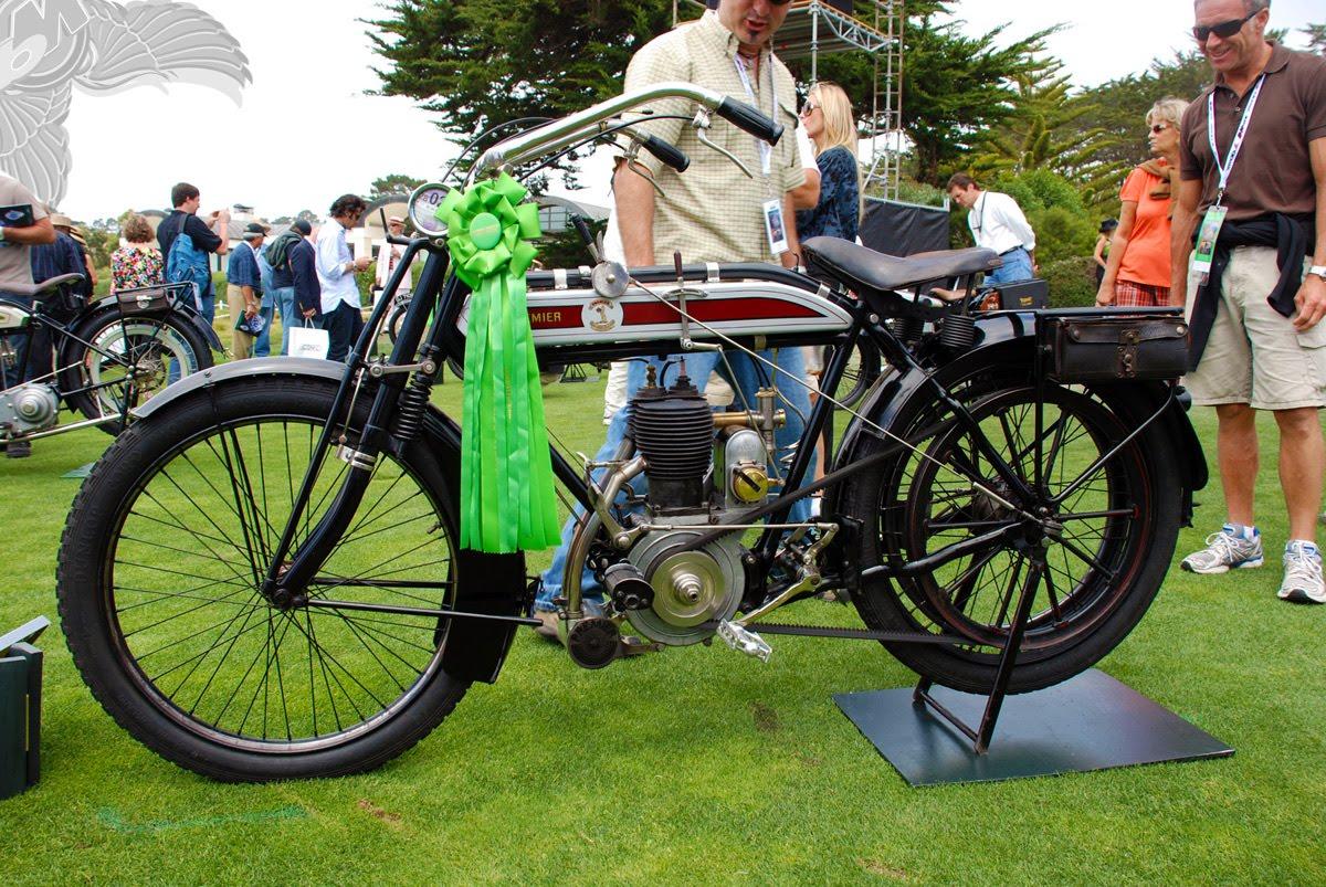1913 premier motorcycle