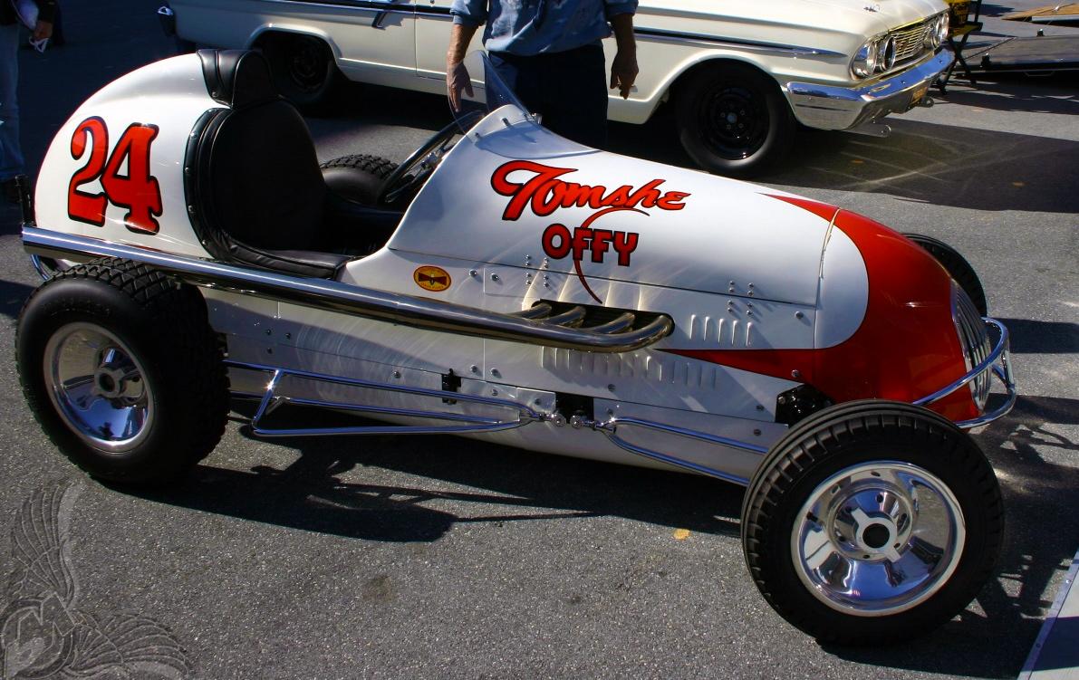midget race engine