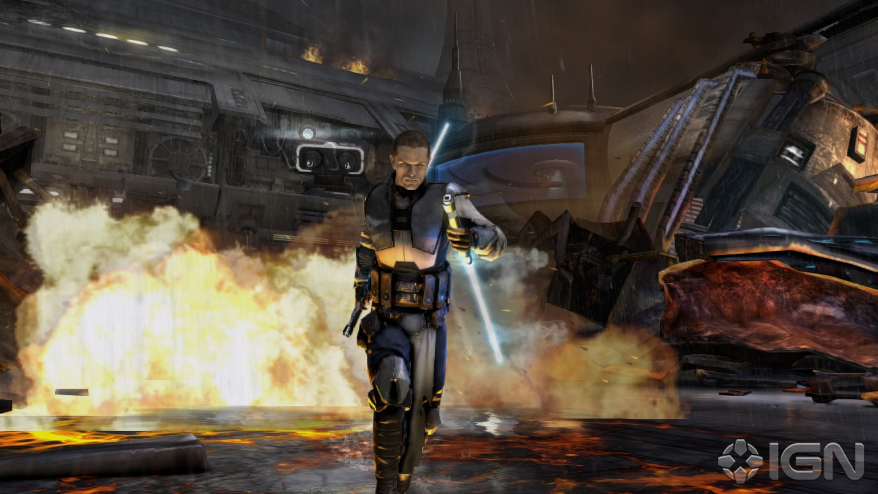 Star Wars Force Unleashed Game Download