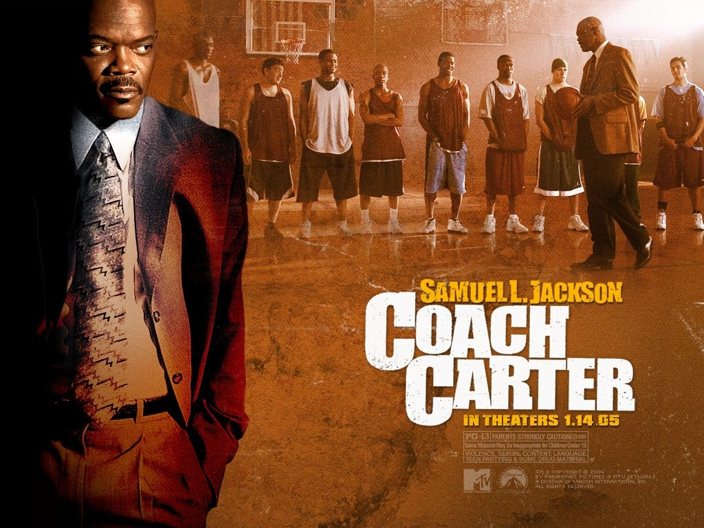 harry potter coach carter