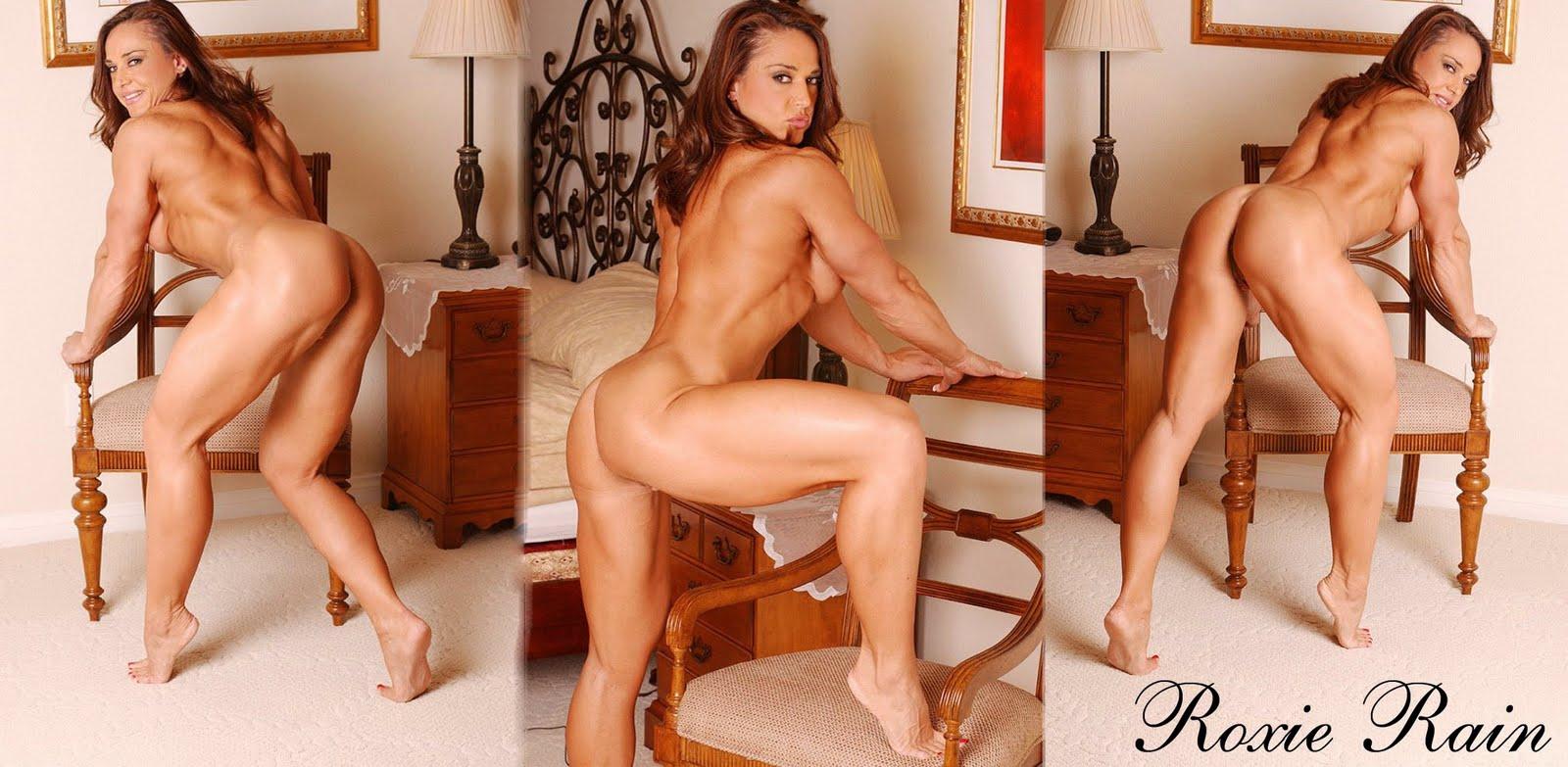 Muscle girls nude pics erotica video