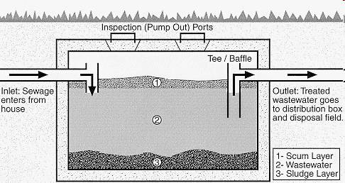 septic tank cost