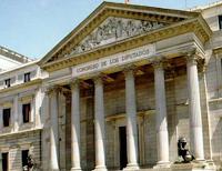 Imagen del Congreso de Diputados