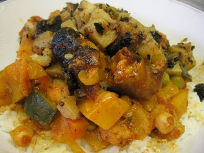 Curried sausage recipes