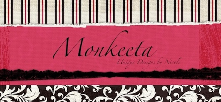 Monkeeta - Unique Designs by Nicole