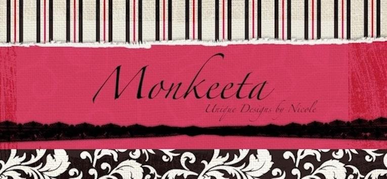 Monkeeta - Unique Designs by Nicole