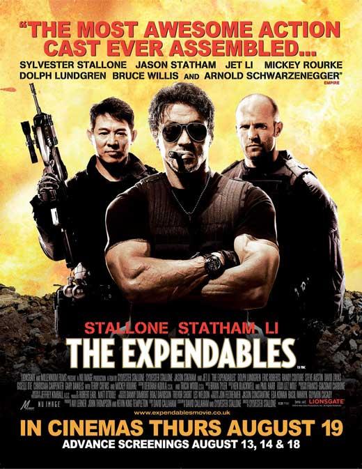 منتدى الافلام تحميل مباشر The+Expendables+2010