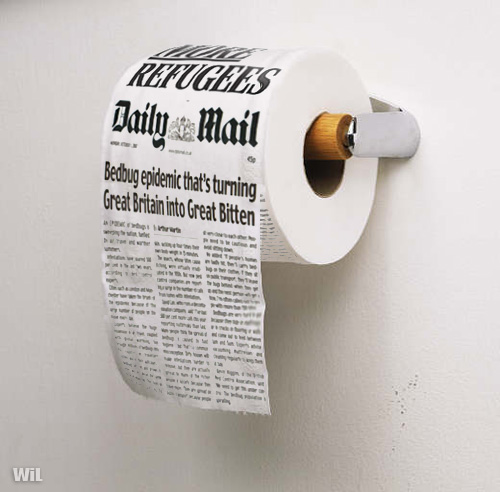 Allardyce quits Palace Dailymail-arse-paper