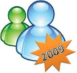 windows live msn 2009