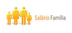 valores do salario familia 2009