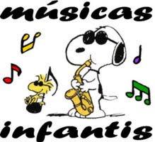 músicas infantis para ouvir