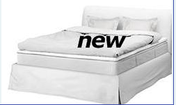 nested interiors site new digs from ikea. Black Bedroom Furniture Sets. Home Design Ideas