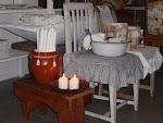 Syrrans leksands stol