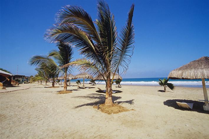 Playas en Tumbes