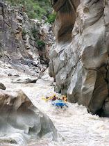 Rafting Perú