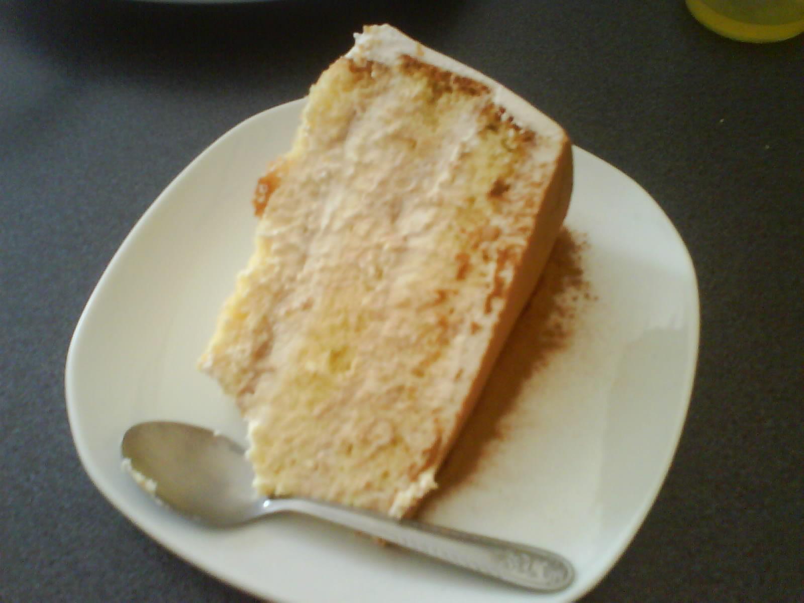 El Super Tres Leches Cake