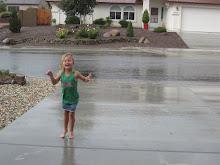 Rainstorm!