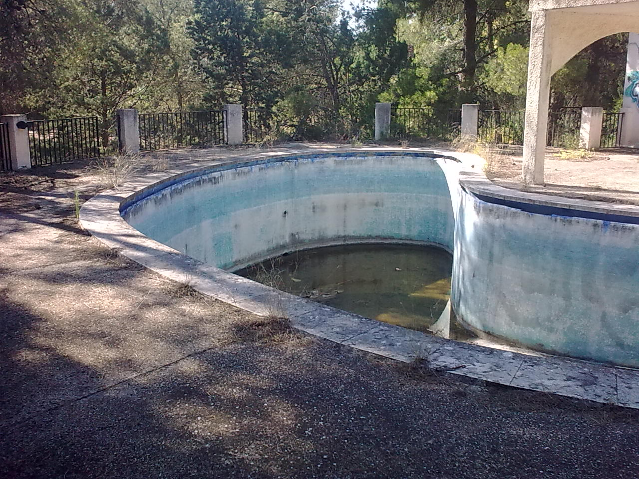 Proyecto patina una piscina for Piscinas trobajo del camino