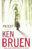 Priest by Ken Bruen front cover