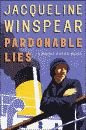 'Pardonable Lies' by Jacqueline Winspear US hardcover edition front cover