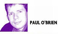 logo for Paul O'Brien at Ninth Art