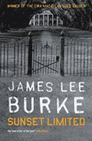 Sunset Limited by James Lee Burke front cover