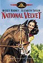 National Velvet starring Elizabeth Taylor DVD front cover