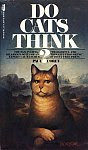 The front cover of 'Do Cats Think?' by Paul Corey.