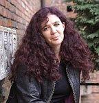 A color photo of Melissa Marr circa Spring, 2009.