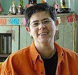 A color photo of Alicia Gaspar de Alba circa 2008.