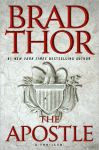 The front cover of 'The Apostle' by Brad Thor.