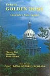 color photo of the front cover of &#34;Under the Golden Dome&#34;