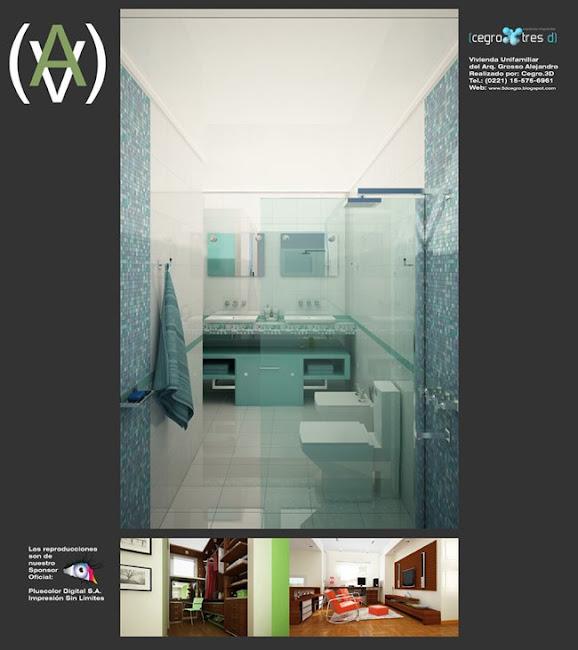 """RendereAR 2009 """"1º Exposición de Visualización Arquitectónica"""""""