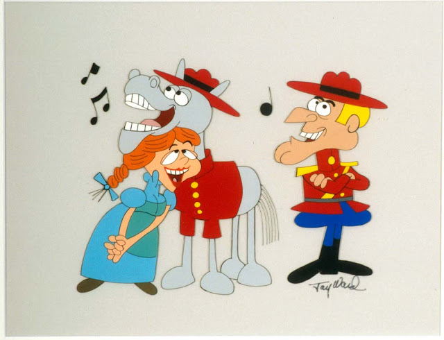 dudley do right and little nell