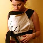Kozy嬰兒布背巾創始人