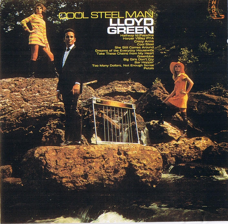 Lloyd Green  Lloyd+Green+-+Cool+Steel+Man