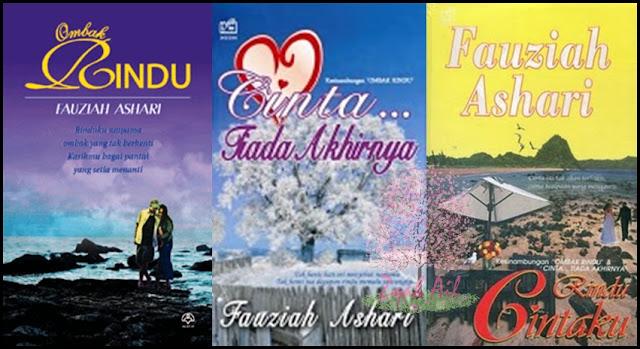 novel+Fauziah+Ashari Novel novel Fauziah Ashari
