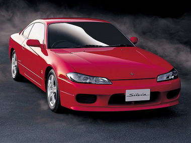 Picture of 1999 Silvia Parts Side View